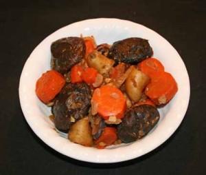 shiitake stew